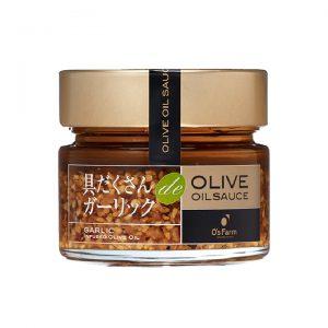 具だくさんガーリック de OLIVE OIL SAUCE