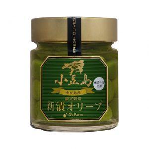 小豆島産 新漬オリーブ 100g